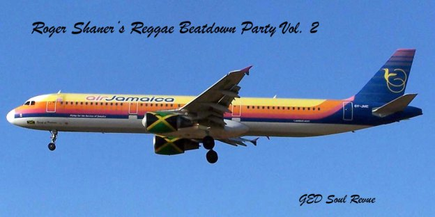 Roger Shaner's Reggae Beatdown Party Vol. 2